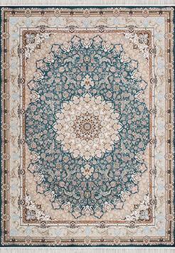 فرش 1500 شانه طرح زرنگار
