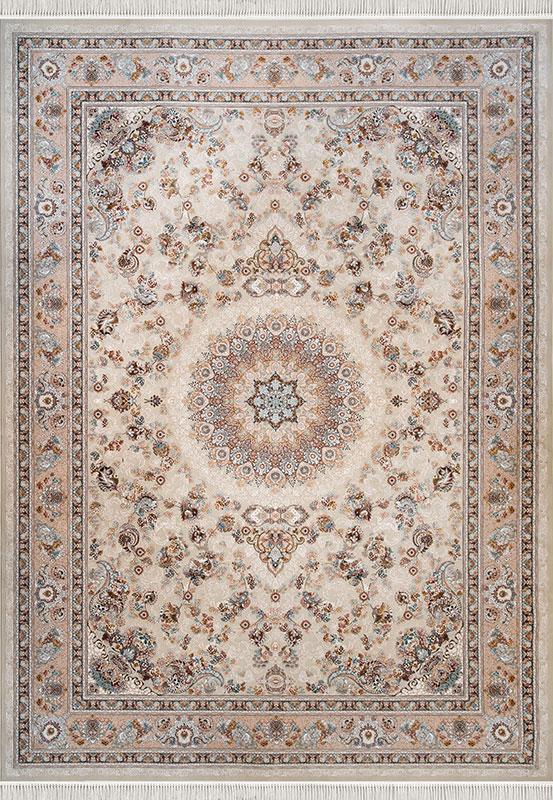 فرش 1500 شانه طرح قره باغ